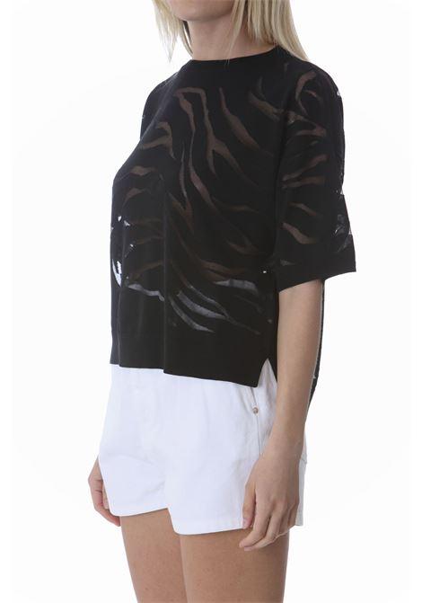 Blusa donna girocollo KAOS | Bluse | NP1NT0370001