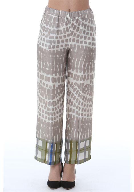 PANTALONE CROPPD MANILA GRACE | Pantaloni | P330VSMA042