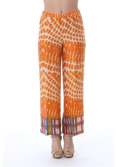 PANTALONE CROPPD MANILA GRACE | Pantaloni | P330VSMA044