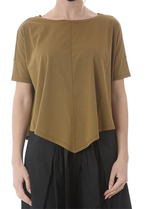 T-SHIRT ASIMMETRICA MANILA GRACE | T-shirt | T067CZMA014