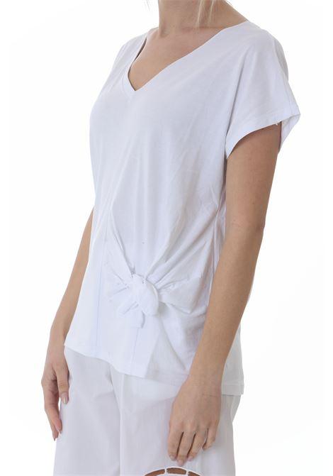 T-SHIRT CON FIOCCO MANILA GRACE | T-shirt | T403CUMA043