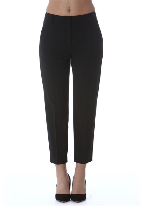 Pantalone donna a sigaretta PATRIZIA PEPE | Pantaloni | 2P1300/A9A2K103