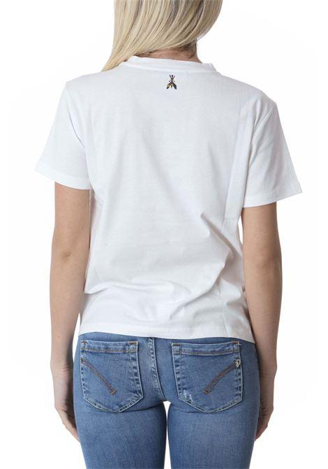 T-shirt donna peace PATRIZIA PEPE | T-shirt | 8M1213/A8T0W146