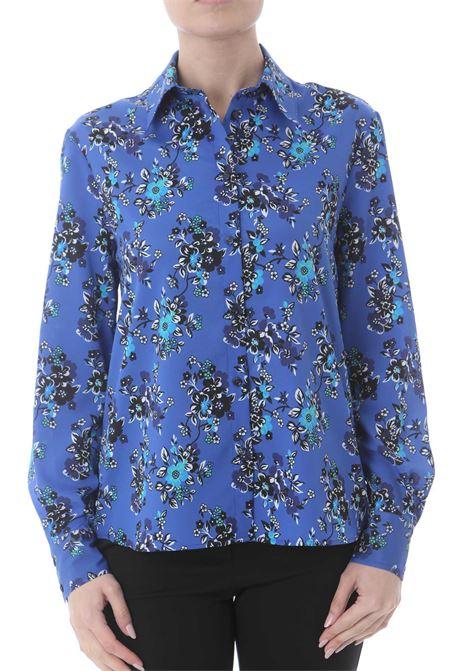 Camicia donna stampa floreale PINKO | Camicie | 1G164B-8460ET3