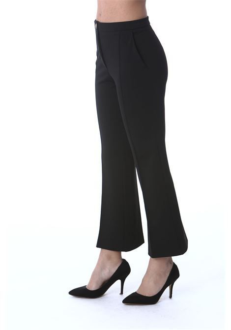 Pantalone Gaio donna  in punto stoffa PINKO | Pantaloni | 1G15SC-5872Z99