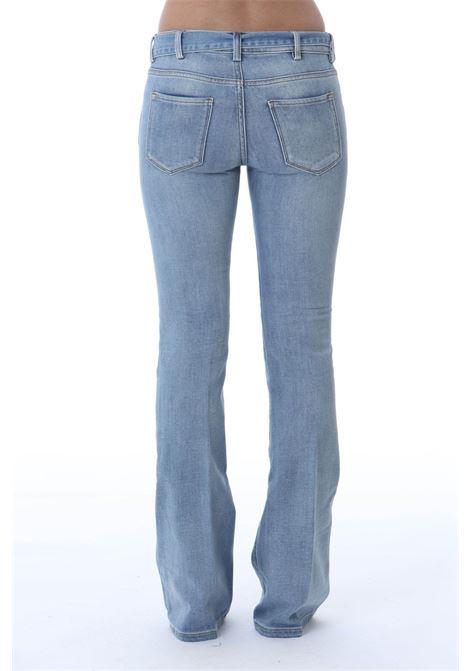 Jeans donna Feliz con cintura PINKO   Jeans   1J10NS-Y751G14