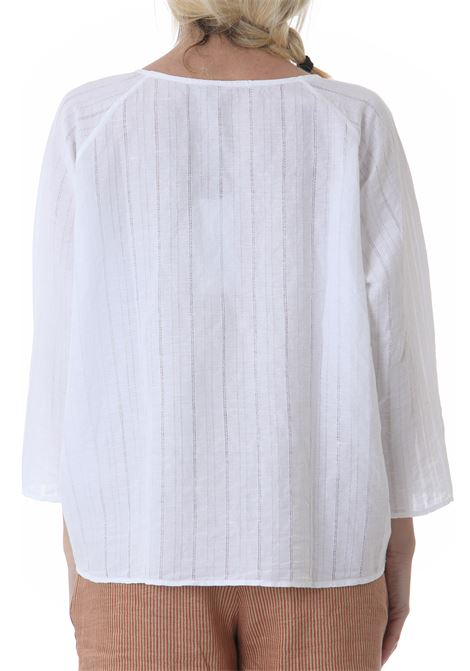 Blusa maniche 3/4 POMANDERE | Bluse | 2111-9271/5076610