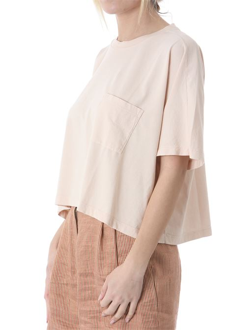 T-shirt con taschino POMANDERE | T-shirt | 2111-D132/6111251