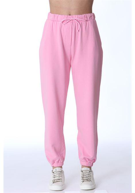 Pantalone in felpa donna Naja SEMI COUTURE | Pantaloni | S1SH01F92-0