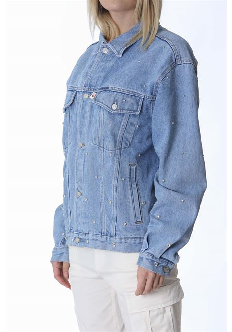 Giacchino donna di jeans vintage SEMI COUTURE | Giacche | Y1SV35CAMP