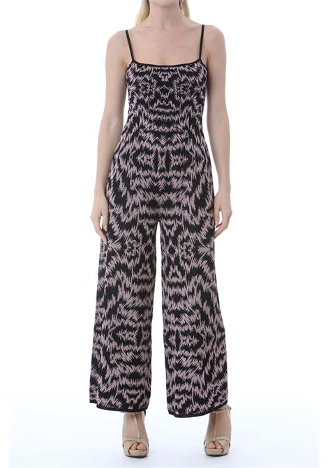 JUMPSUIT FULMINE VIKI-AND | Pantaloni | 220/0-FULMINEBLACK/ROSE