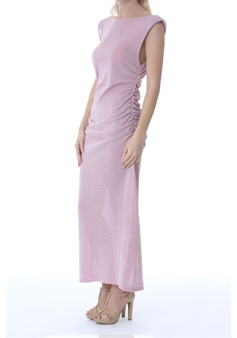 LONG DRESS COMETE VIKI-AND | Abiti | 303/0-COMETEPINK