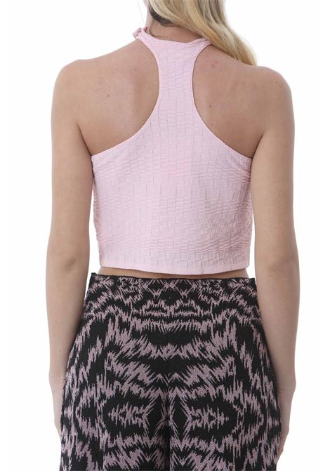TOP CRISTALLO VIKI-AND | Top | 322/0-CRISTALLOPINK