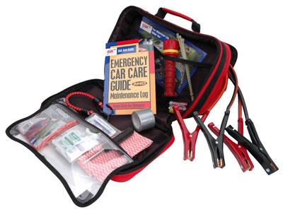 Automobile emergency kit