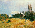 Alfred Sisley art for plasma