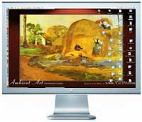 346 Impressionist Art Paintings for your PC desktop