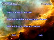 Create a playlist of space videos.