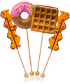 Breakfast Lollipops
