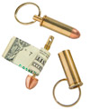 Bullet Cash Keeper Keychain