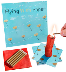 Flying Wish Paper Kit, Large