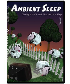 Ambient Sleep DVD