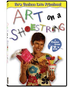 Art on a Shoestring DVD