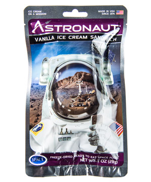 astronaut ice cream in space - photo #24