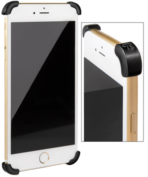corners iphone case bezl iphone 5 amp 6 protector world s most minimal iphone 3405