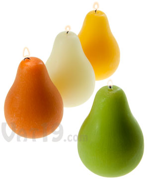 Scented Pear Candle