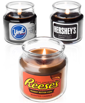 Classic Candy Jar Candles