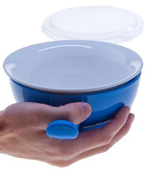 Cool Touch Microwave Bowl