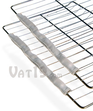 Cool Touch Oven Rack Guard (2-Pack)