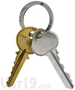 FreeKey Key Ring