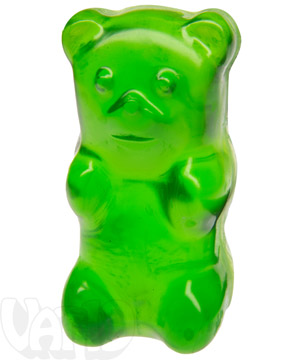 Large Gummy Bear Soap Candy Scented Bars Of Soap