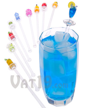 Happy Hour Swizzle Sticks (set of 10)