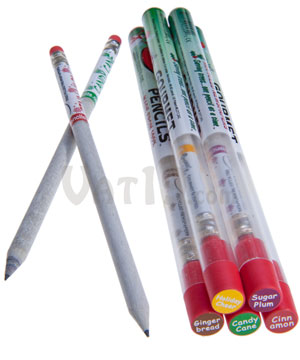 Holiday Smencils (5-pack)