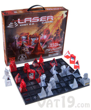 khet laser game 2 0 toy of the year finalist. Black Bedroom Furniture Sets. Home Design Ideas