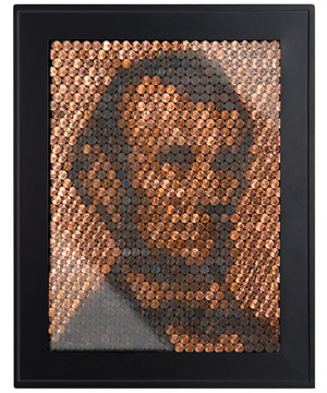 Lincoln Penny Portrait