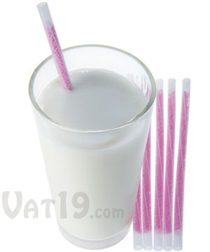 Magic Milk Straws