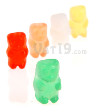 Mini Gummy Bear Soap