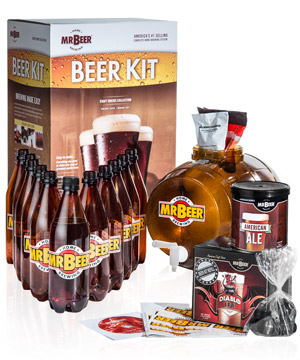 Homemade Craft Beer Kits