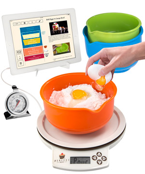 The perfect bake app controlled smart baking for Perfect bake pro amazon