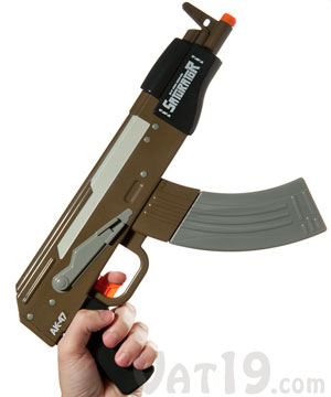 AK-47 Automatic Water Gun