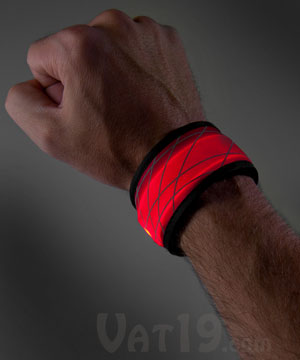 SlapLit LED Slap Bracelet