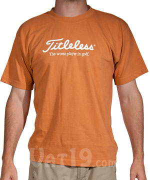 Titleless Golf T-Shirt
