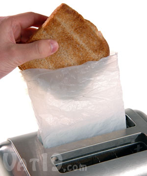 Toastit Toaster Bags Toast Sandwiches In Your Toaster