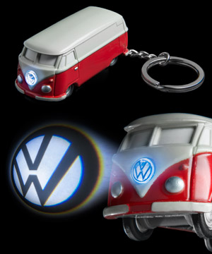 New Century Vw >> VW Bus Keychain Light