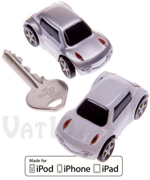 iPhone R/C Microcar