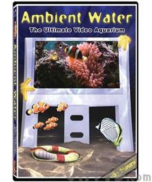 Ambient Water DVD