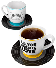 Beatles Cup and Saucer